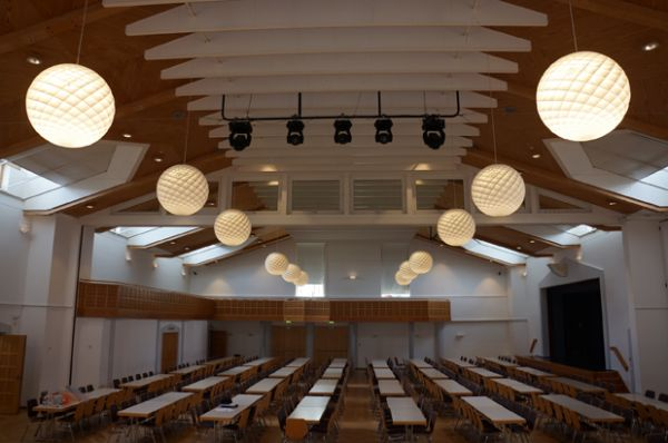 Stadhalle Roding großer Saal